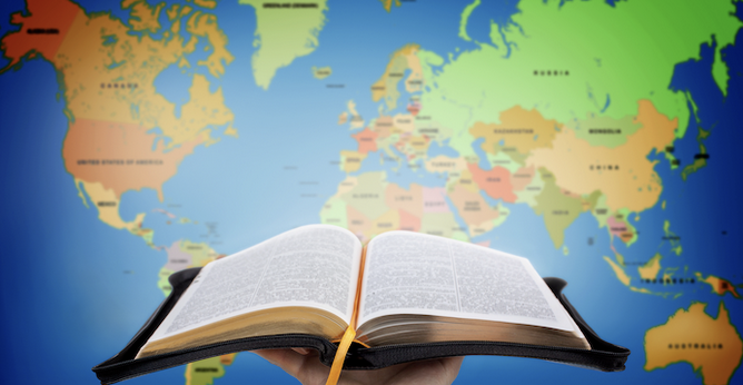 Biblical Basis of Missions
